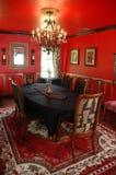 Sala de jantar formal fotografia de stock