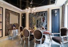 Sala de jantar luxuosa Foto de Stock