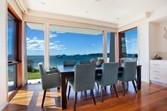 Sala de jantar luxuoso Imagens de Stock
