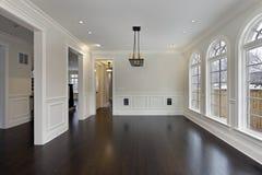 Sala de jantar na HOME da construção nova Imagem de Stock Royalty Free