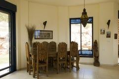Sala de jantar tradicional Imagens de Stock