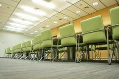 Sala de la conferencia/de reunión Foto de archivo