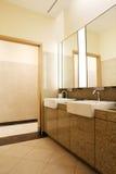 Sala de lavagem Fotos de Stock Royalty Free