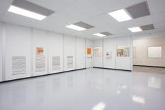 Sala de limpeza vazia foto de stock royalty free