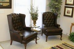 Sala de los doctores espera Foto de archivo