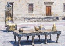Sala De Los Magos stock foto's