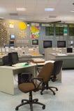 Sala de mando Fotografía de archivo