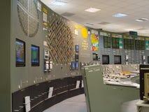 Sala de mando Imagenes de archivo