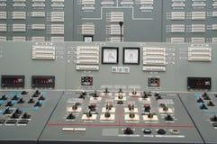 Sala de mando Foto de archivo libre de regalías