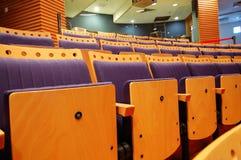 Sala de mando de un teatro Fotografía de archivo