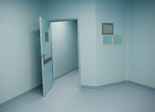 Sala de operaciones Fotografía de archivo libre de regalías