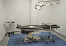 Sala de operaciones en un hospital Imágenes de archivo libres de regalías