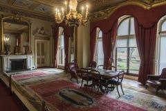 Sala de recepção na ilha da casa de Osborne do Wight Foto de Stock