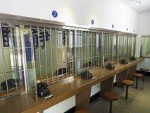 Sala de recepción en Jing-Mei Human Rights Memorial y el PA cultural Imagen de archivo libre de regalías