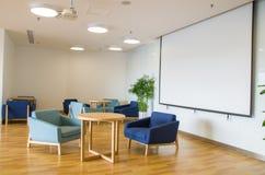Sala de reunião Fotografia de Stock