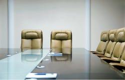 Sala de reunião Imagens de Stock