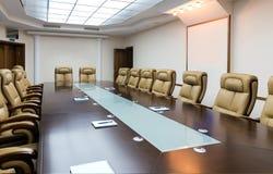 Sala de reunião Fotos de Stock Royalty Free