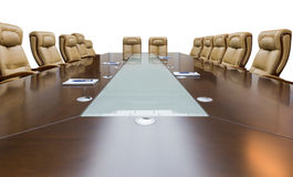 Sala de reunião Imagens de Stock Royalty Free