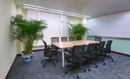 Sala de reunião da conferência Fotografia de Stock Royalty Free