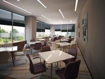 Sala de reunião interior Imagens de Stock