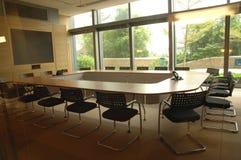 Sala de reunión Foto de archivo