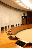 Sala de reunión Fotos de archivo libres de regalías