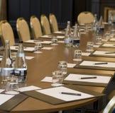 Sala de reunión corporativa Fotografía de archivo