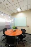 Sala de reunión de la oficina Foto de archivo libre de regalías