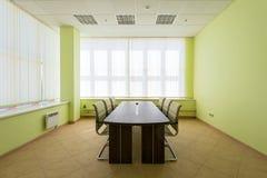 Sala de reunión vacía Fotografía de archivo libre de regalías