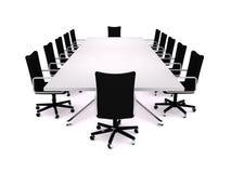 Sala de reuniões Imagens de Stock