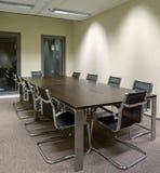 Sala de reuniões imagem de stock