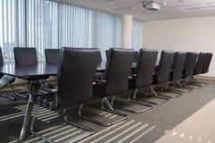 Sala de reuniões Foto de Stock