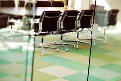 Sala de reuniões contemporânea imagens de stock royalty free