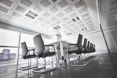 Sala de reuniões corporativa