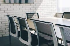 Sala de reuniões no escritório foto de stock royalty free