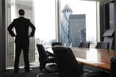 Sala de reuniões Imagem de Stock Royalty Free