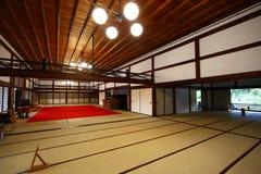 Sala de Tatami Fotos de Stock