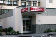 Sala de urgencias Fotografía de archivo libre de regalías