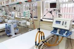 Sala de urgencias Fotos de archivo
