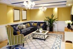 Sala de visitas Imagem de Stock Royalty Free
