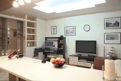 Sala de visitas Imagens de Stock