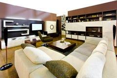 Sala de visitas Imagem de Stock