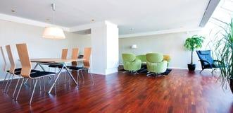 Sala de visitas Foto de Stock Royalty Free