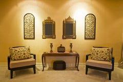Sala de visitas Fotos de Stock