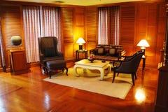 Sala de visitas Fotografia de Stock Royalty Free