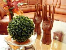 Sala de visitas? Imagem de Stock Royalty Free