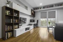 Sala de visitas brilhante Imagens de Stock