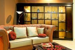 Sala de visitas dos clássicos Foto de Stock Royalty Free