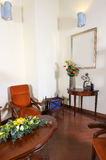 Sala de visitas elegante Fotografia de Stock