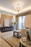 Sala de visitas luxuosa Fotos de Stock